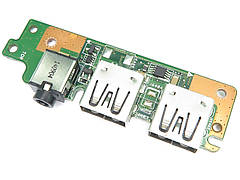 НОВАЯ USB Audio плата для ноутбука LENOVO Z710 G710 ( DUMB02 ) 69N0B520A01