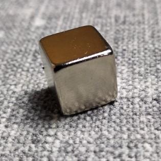 Магнит неодимовый куб  15х15х15 мм