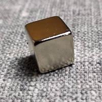 Магнит неодимовый куб  15х15х15 мм, фото 1