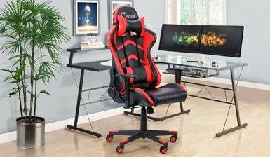 Игровые компьютерные кресла геймера