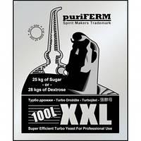 Турбо Дрожжи Puriferm Turbo XXL на 100L ,350г. (Великобритания)(Срок годности - до 02. 2023 года)