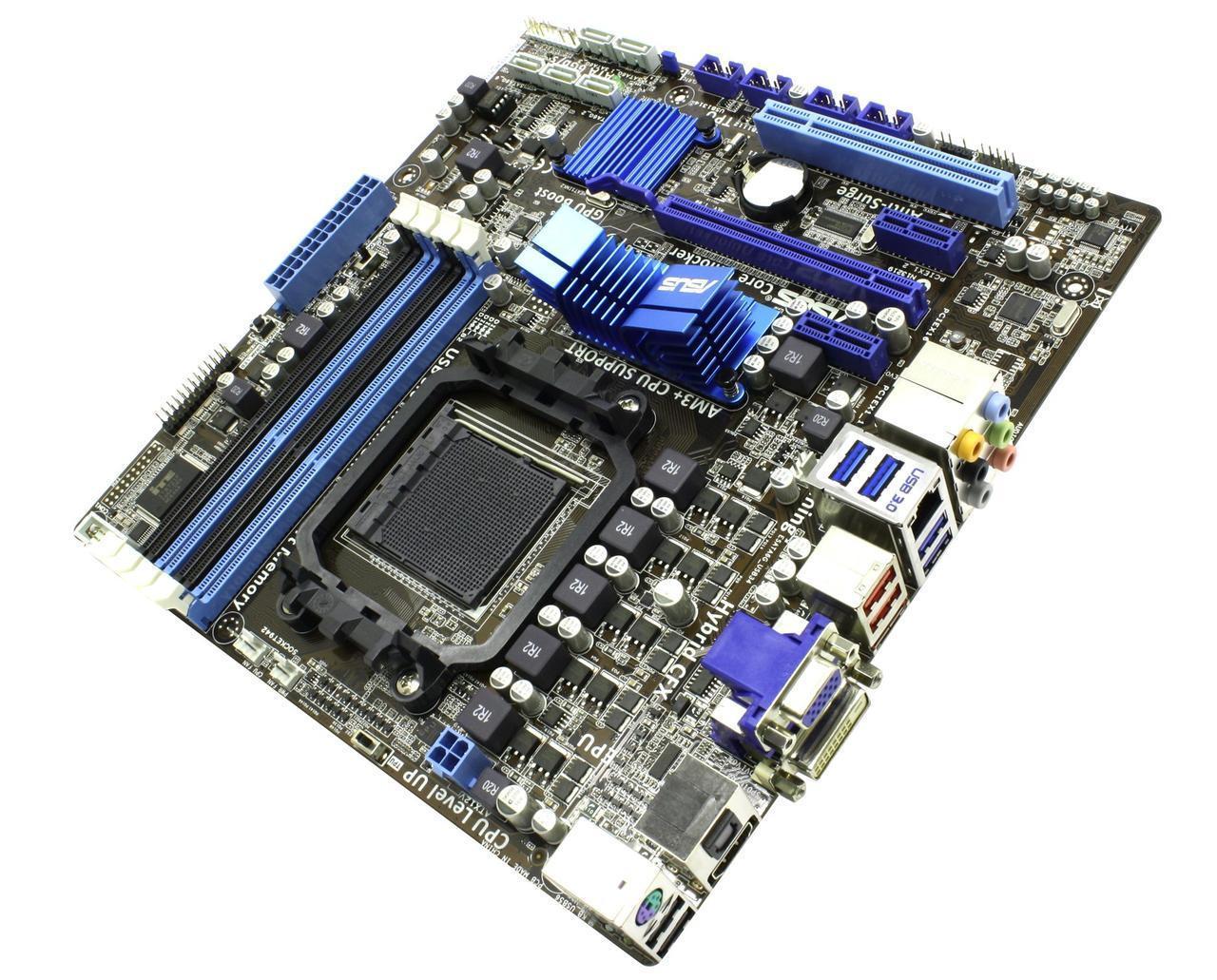 Материнская плата, Asus M5A88-M EVO, процессор Amd Athlon II, сокет AM3+