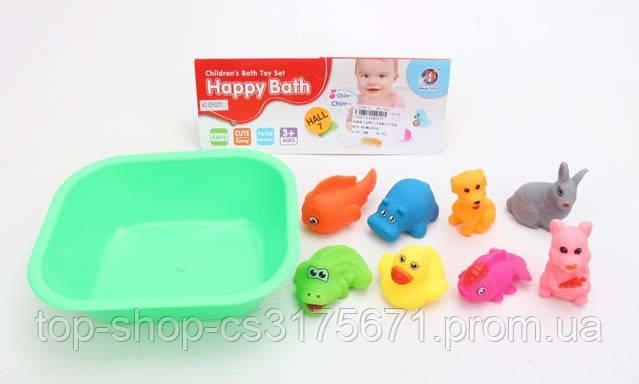 SZH2210 Животные фигурки для купания