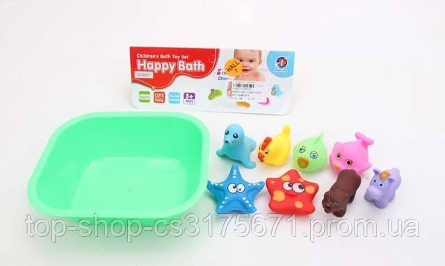 SZH2211 Животные фигурки для купания