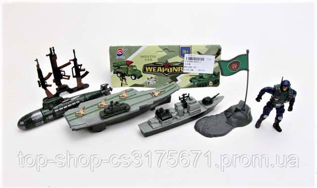 8669-2 Набор Армия Лодки
