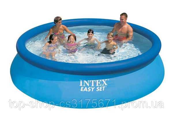 28130  Intex Бассейн глубиной 76 см и диаметром 366 см