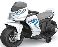 Мотоцикл детский аккумулятор. 6V-4.5AH, 20W*2, в коробке. 77*40*55см