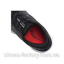 Бігові кросівки Saucony CLARION 2, 20553-2s (Оригінал), Темно сірий, фото 3