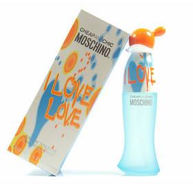 Женская туалетная вода Cheap & Chic I Love Love Moschino (чистый прохладный аромат) | Реплика