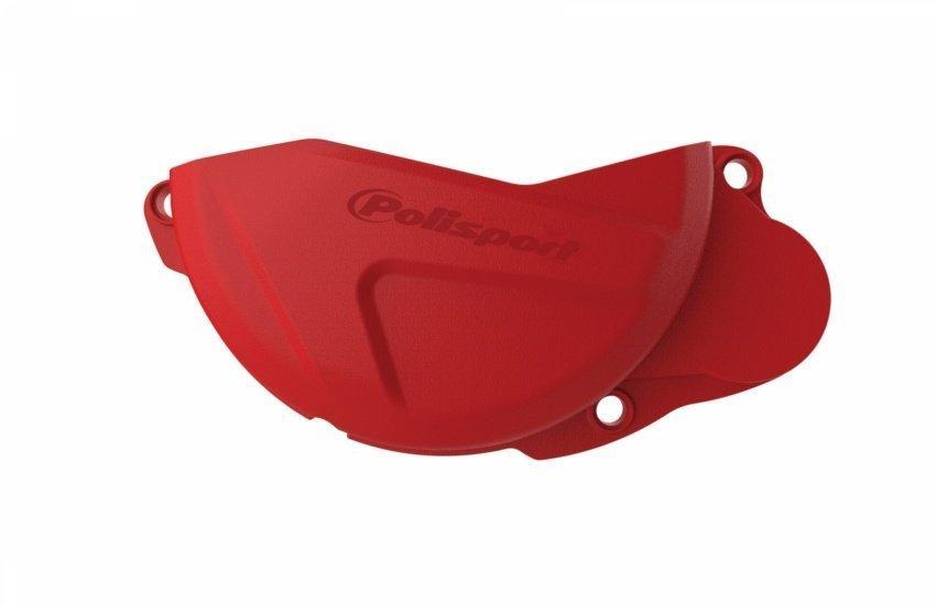 Защита крышки сцепления Polisport Clutch cover protector [Red]