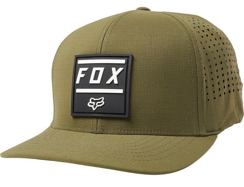 Кепка FOX LISTLESS FLEXFIT HAT [OLIVE GREEN], S/M