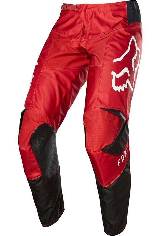 Мото штаны FOX 180 PRIX PANT [FLAME RED], 34