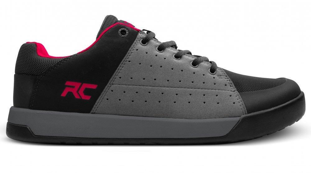 Вело обувь Ride Concepts Livewire Men's [Charcoal/Red], 8