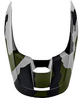Козырек для мото шлема FOX MX19 V1 HELMET VISOR - PRZM [CAMO], M