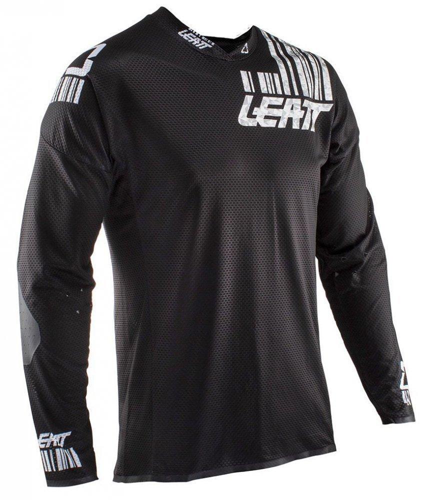 Мото джерси LEATT Jersey GPX 5.5 UltraWeld [Black], M