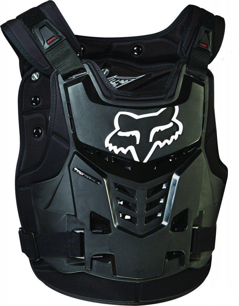 Детская мотозащита тела FOX YTH PROFRAME LC CE [BLACK] , One Size