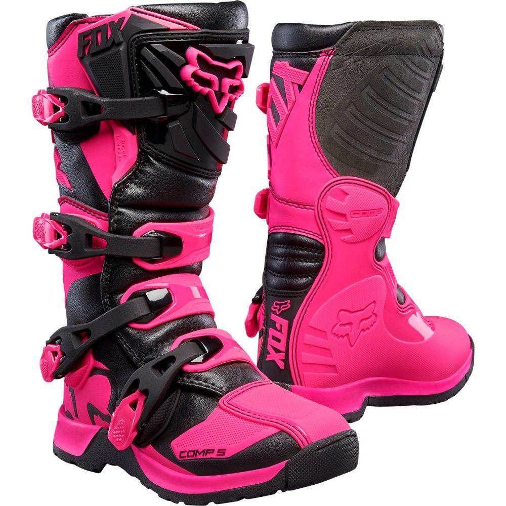 Детские мотоботы FOX Comp 5 Youth Boot [Pink], 6