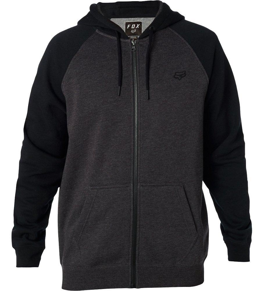 Толстовка FOX LEGACY ZIP FLEECE [BLACK], M