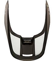 Козырек для мото шлема FOX MX19 V1 HELMET VISOR - MATA [CRDNL], M