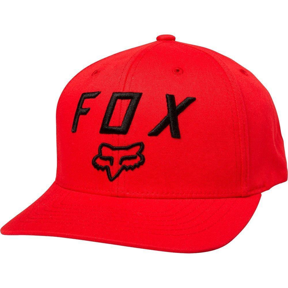 Дитяча кепка FOX YOUTH LEGACY MOTH 110 [DARK RED], One Size