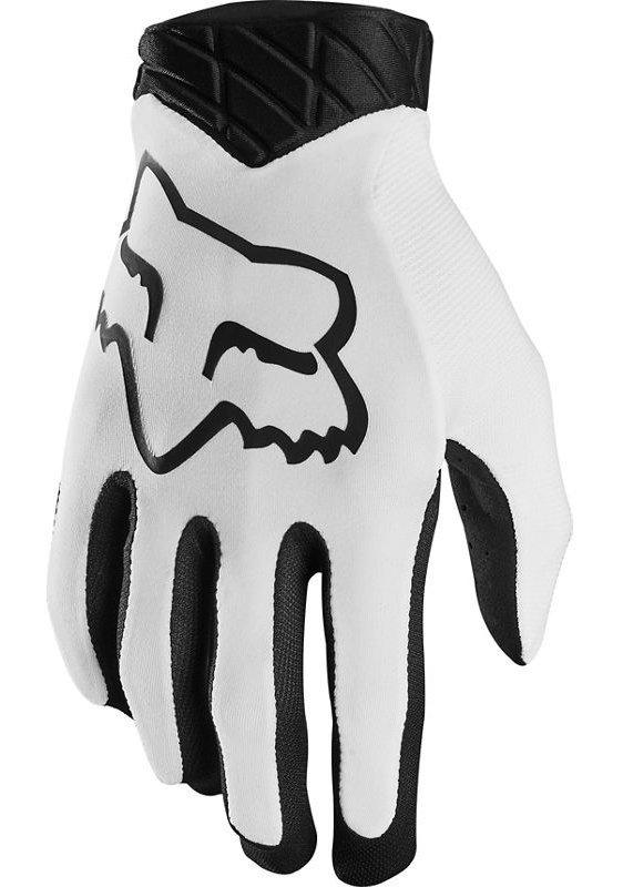 Мото перчатки FOX AIRLINE GLOVE [WHITE], L (10)