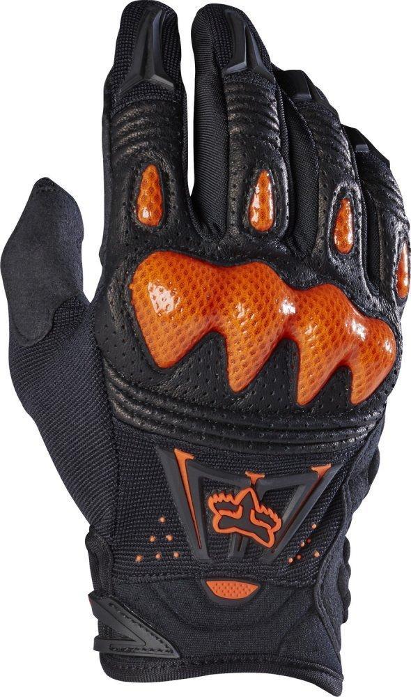 Мото перчатки FOX Bomber Glove [ORANGE], M (9)