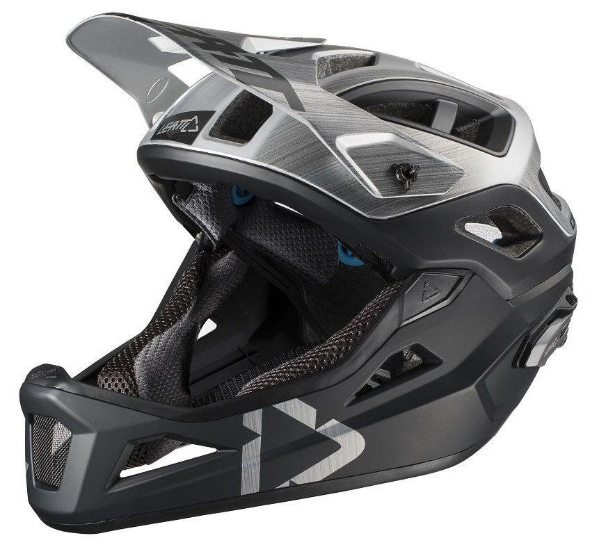 Вело шлем LEATT Helmet DBX 3.0 Enduro [Brushed], M