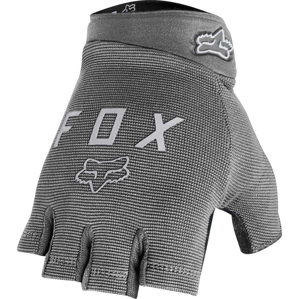 Вело перчатки FOX RANGER GEL SHORT GLOVE [GRY VIN], M (9)