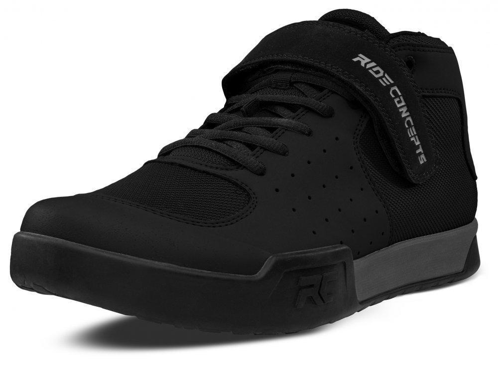 Вело обувь Ride Concepts Wildcat Men's [Black/Charcoal], 8