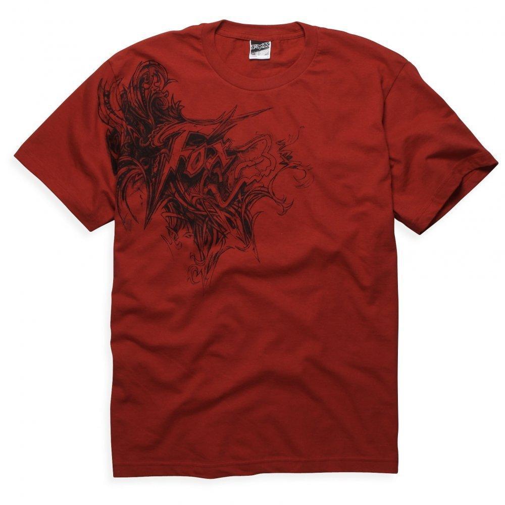 Футболка FOX Day 2 Day Tee Mens [RED], L