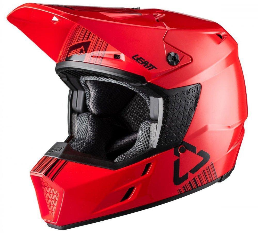 Мотошолом LEATT Helmet GPX 3.5 [Red], M