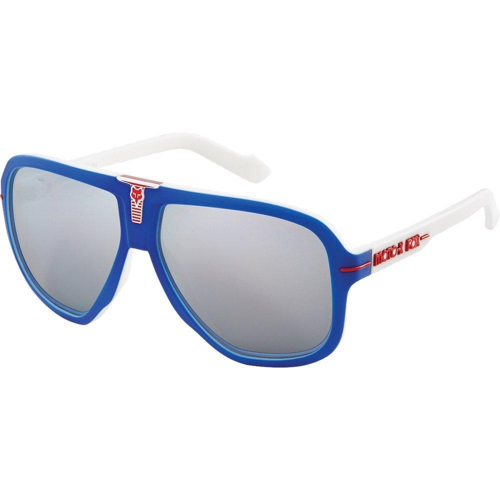 Спортивні окуляри FOX THE SEVENTY 4 [MT RWB/CHRM SPK], Mirror Lens