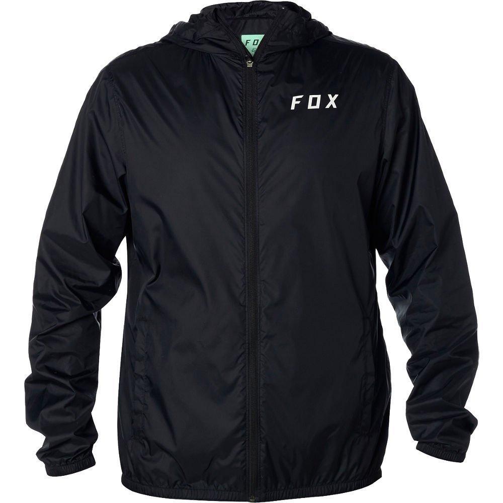 Куртка FOX ATTACKER WINDBREAKER [BLACK], XL