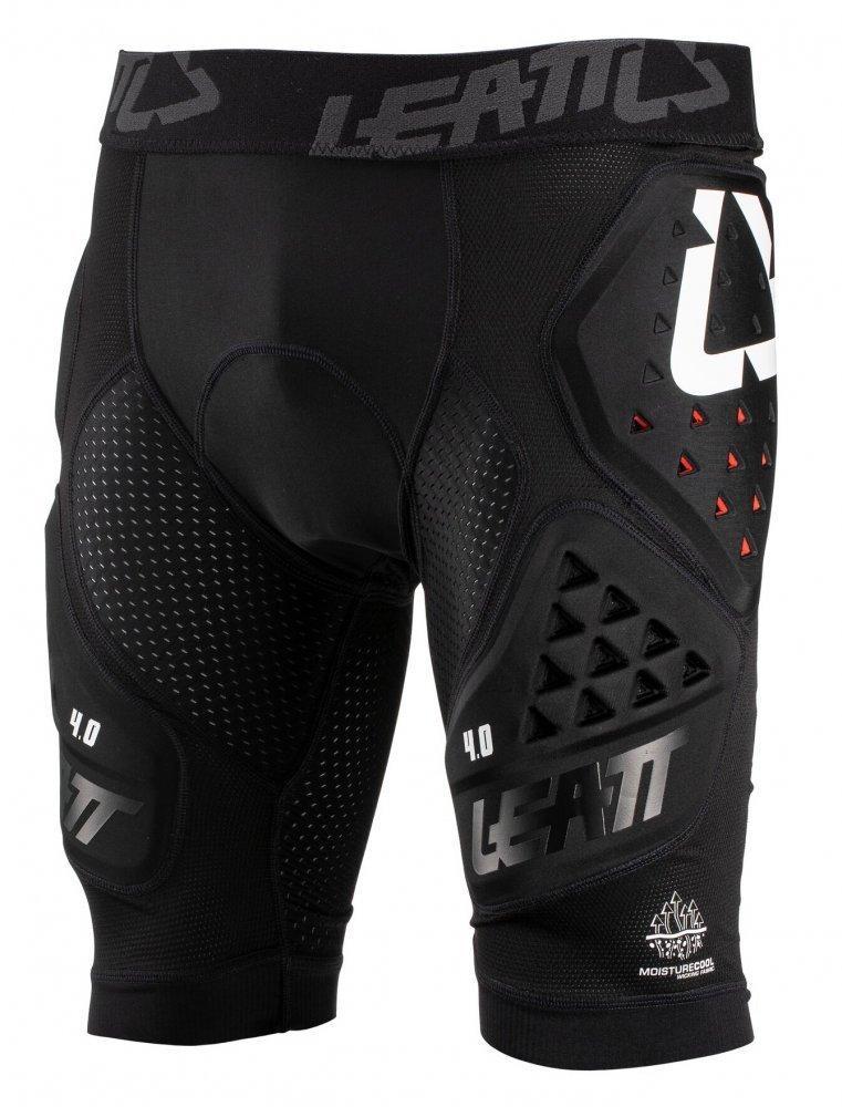 Компрессионные шорты LEATT Impact Shorts 3DF 4.0 [Black], Medium