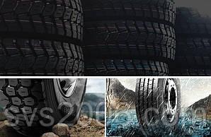 Грузовые шины китайского производства