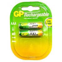 Аккумулятор Gp Rechargeable R03 700 Mah Ni-Mh