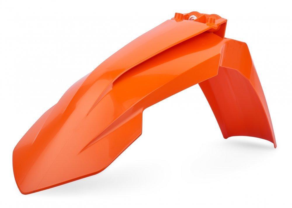 Крыло Polisport front fender KTM [Orange]