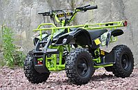 Детский электроквадроцикл Crosser eatv 90505 1000W/36V Салатовый