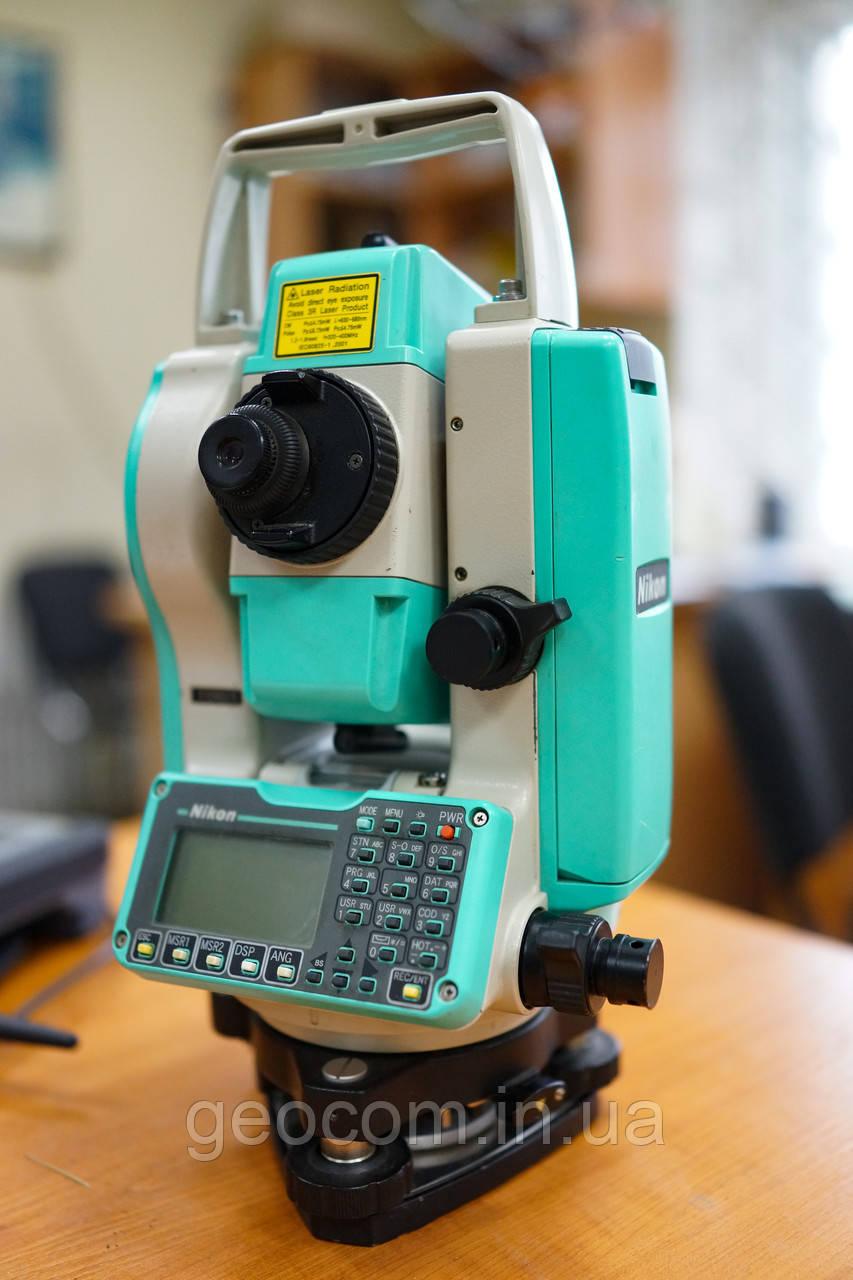 Тахеометр Nikon NPL-332 (Б/У)