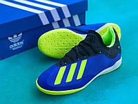 Футзалки Adidas X 19.3 IN/залки адидас икс/футбольная обувь, фото 1