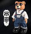 Радиоуправляемый робот-медведь,добрый-злой K14, фото 4