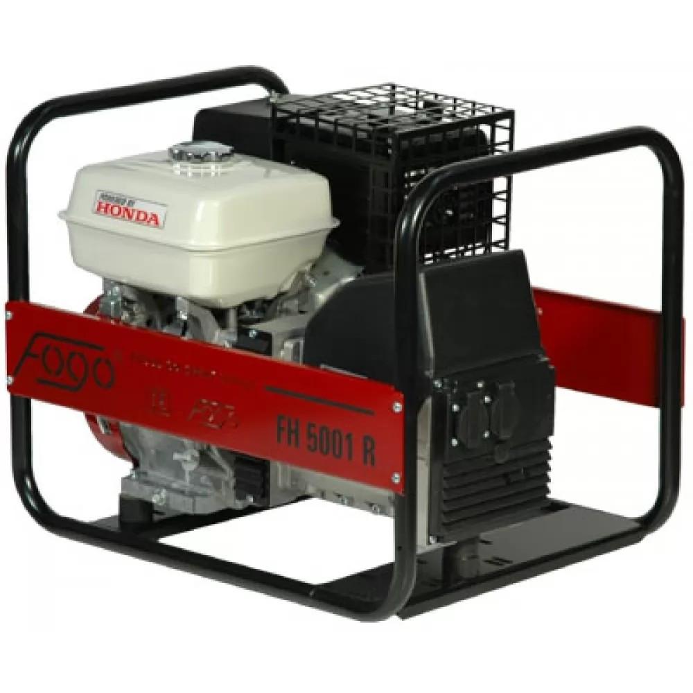 Генератор бензиновый FOGO 4.8 кВт 220В, Honda