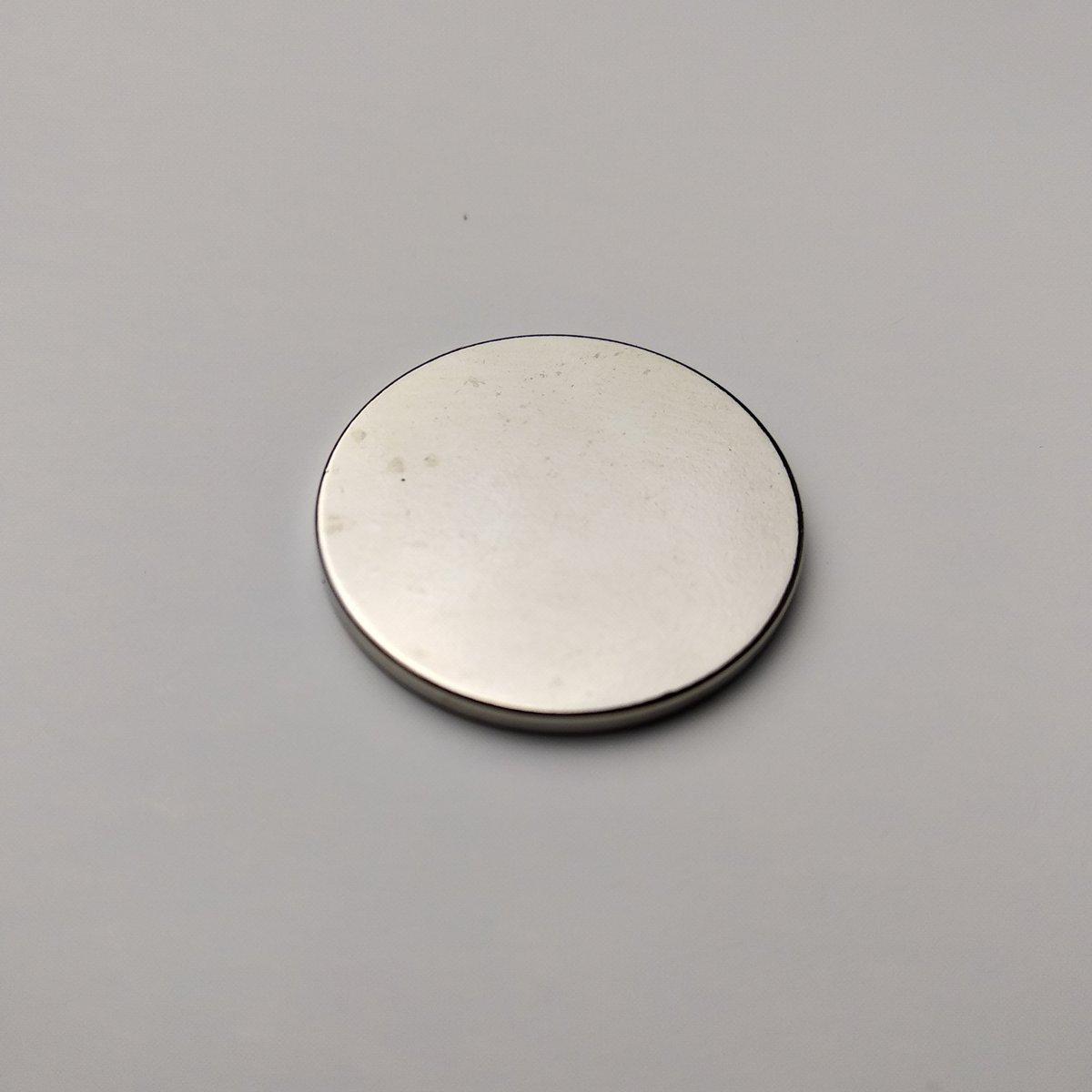 Магнит неодимовый шайба 9,5х1,5 мм