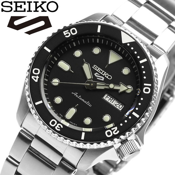 Часы Seiko 5 Sports SRPD55K1 Automatic 4R36