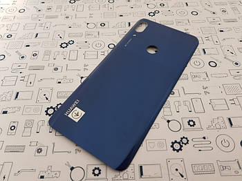 Крышка Huawei P Smart Z (STK-LX1) синяя Сервисный оригинал с разборки