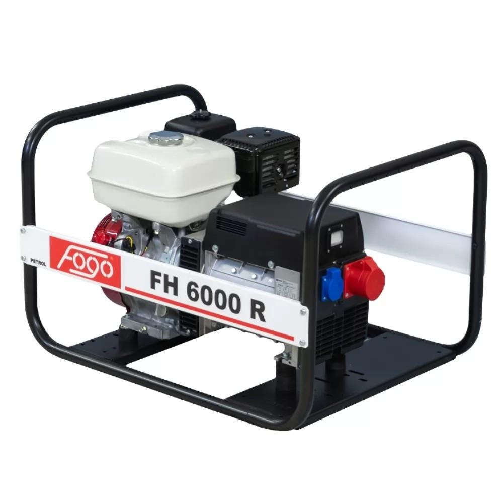 Генератор бензиновый FOGO 5,5 кВт 220/380В, Honda