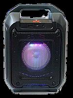 Беспроводная портативная bluetooth колонка - чемоданB31 с караоке