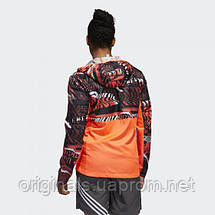Чоловіча куртка Adidas Own The Run Graphic Jacket FL6988, фото 3