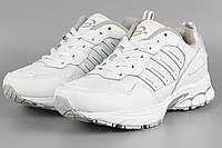 Кроссовки унисекс женские белые Bona 771B-2 Бона сетка летние Размеры 38 39 41