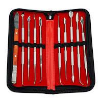 Инструменты стоматологические большой набор 10 шт